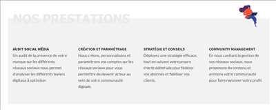 Exemple Service Digital Immobilier n°213 zone Haute-Garonne par Lena