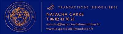 Photo Agence immobilière n°220 zone Gironde par Mélanie
