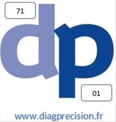 Exemple Diagnostic immobilier n°81 zone Saône et Loire par DIAGPRECISION